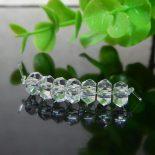 クォーツ(水晶) AAA ボタンカット 約3×5mm