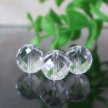 クォーツ(水晶) 64面ラウンドカット 10mm(BS001RC6410)