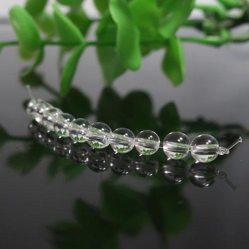 クォーツ(水晶) AAA ラウンド 約4.3mm