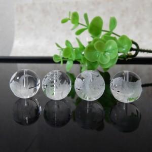 クォーツ(水晶) AAA ラウンド 14mm(四神彫)(BS001RD14AAASI)