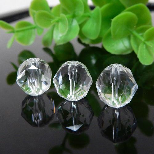 クォーツ(水晶)AAA スターラウンドカット 約10mm-0