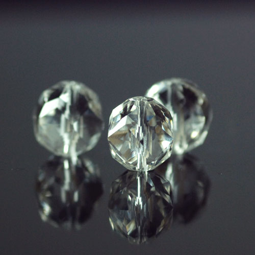 クォーツ(水晶) AAA スターラウンドカット 約12mm