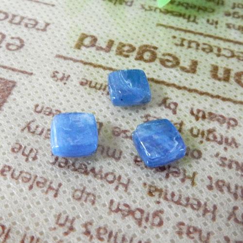 カイヤナイト AA+ ダイヤ(プレーン) 約7×7mm