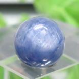 カイヤナイト AA++ ラウンド 約10.3mm 121
