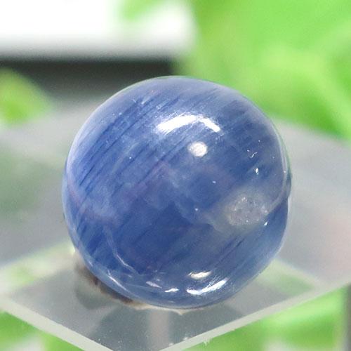 カイヤナイト AA++ ラウンド 約10.3mm 123-0