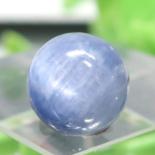 カイヤナイト AA++ ラウンド 約10.2mm 124