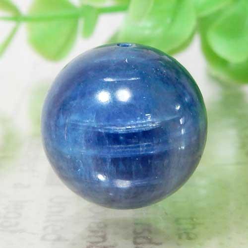 カイヤナイト AAA- ラウンド 15mm 009-0