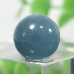 アクアマリン(ディープカラー) AAA- ラウンド 約10.2mm程度 144(BS011RDDP144)