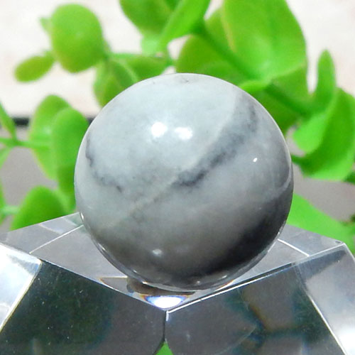 糸魚川産ジェダイド(翡翠) ラウンド AA++ 15mm 007-0