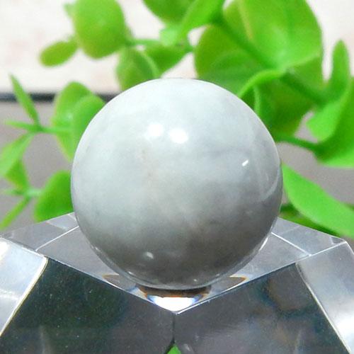 糸魚川産ジェダイド(翡翠) ラウンド AA++ 15mm 008-0