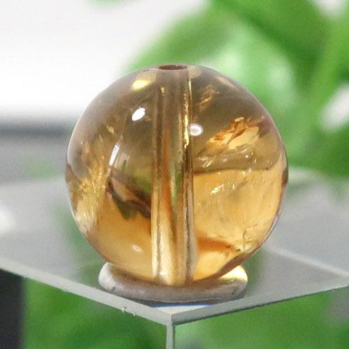 ファントムシトリン AAA- ラウンド 約10.2mm程度 032-0