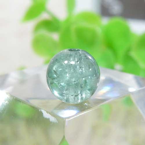 ブルーグリーントルマリン AAA- ラウンド 約6.5mm 192-0