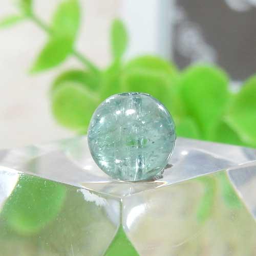 ブルーグリーントルマリン AAA- ラウンド 約6.5mm 194-0