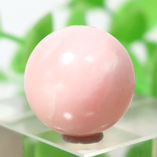 ピンクオパール AAA- ラウンド 14mm 118-0