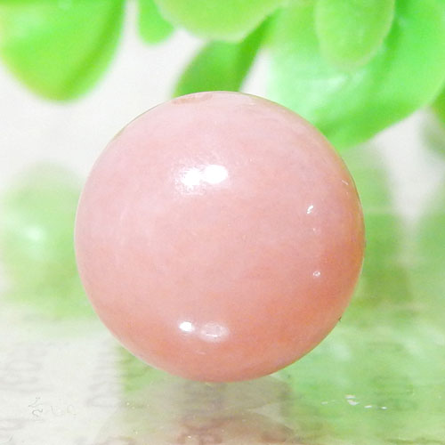 ピンクオパール AAA- ラウンド 12mm 005