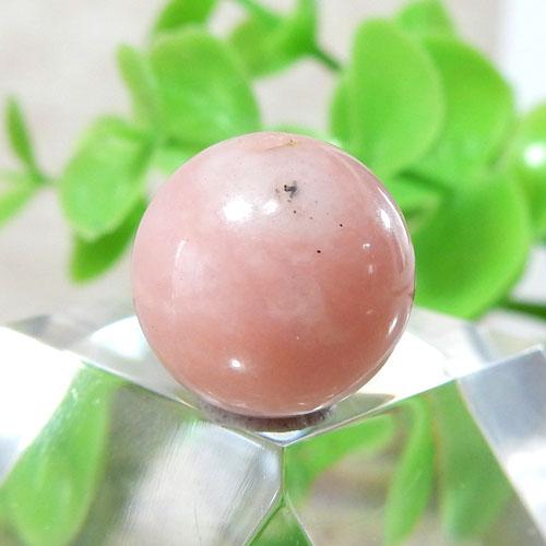 ピンクオパール AAA- ラウンド 12mm 017-0