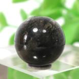 ブラックガーデンルチルクォーツ AAA- ラウンド 11.3mm 017