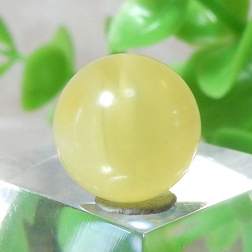 ハニーアンバー(琥珀) ラウンド 約10.5mm 134-0