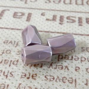 ヘマタイト ピンクコーティング(磁気入り) チューブカット 約5.5×8.5mm