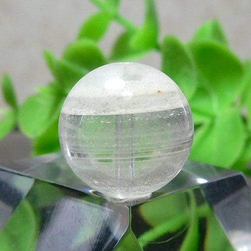 ホワイトガーデンファントムクォーツ AAA- ラウンド 12.5mm 022-0