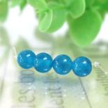 ブルーアパタイト AAA- ラウンド 約5.4mm 005(BS137RD005)