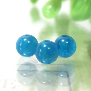 ブルーアパタイト AAA- ラウンド 5.4mm程度