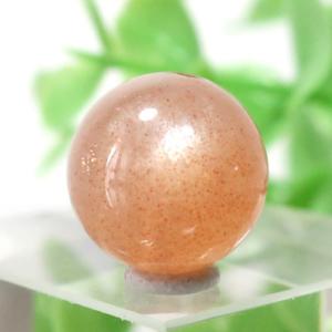オレンジムーンストーン AAA- ラウンド 約11.6mm程度 102