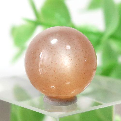 オレンジムーンストーン AAA- ラウンド 約11.7mm程度 104