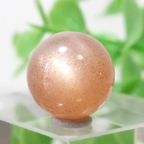 オレンジムーンストーン AAA- ラウンド 約11.8mm程度 106