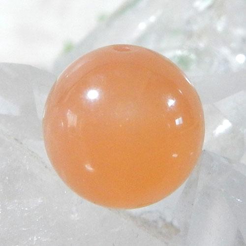 オレンジムーンストーン AAA ラウンド 10mm 005-0