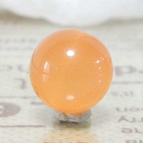 オレンジムーンストーン AAA ラウンド 10mm 016-0