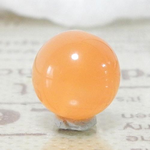 オレンジムーンストーン AAA ラウンド 10mm 017-0