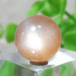オレンジムーンストーン AAA- ラウンド 約11.5mm程度 001