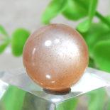 オレンジムーンストーン AAA- ラウンド 約11.5mm程度 003