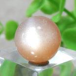 オレンジムーンストーン AAA- ラウンド 約11.5mm程度 005