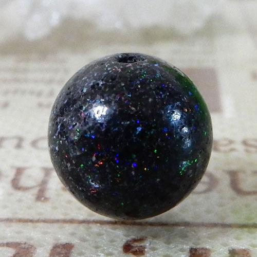 ブラックオパール AAA- ラウンド 12mm 004