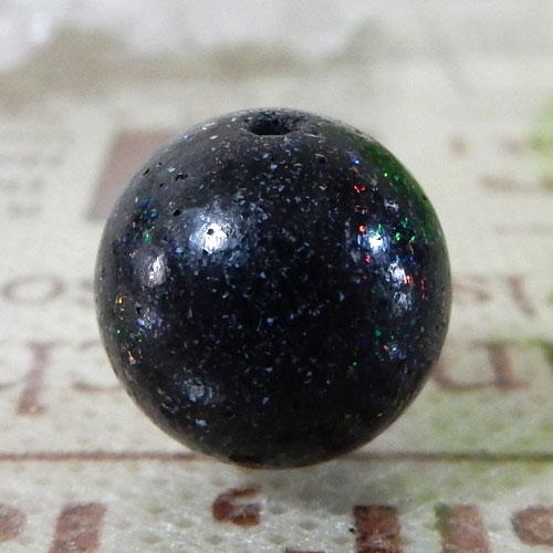 ブラックオパール AAA- ラウンド 12mm 006-0