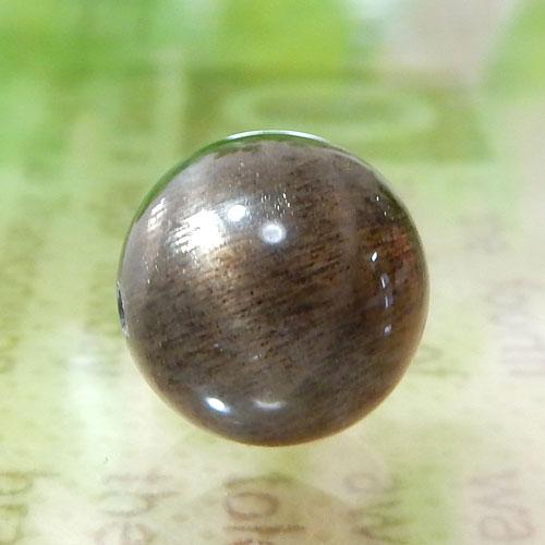 ブラックサンムーンストーン AAA- ラウンド 10mm 005-0