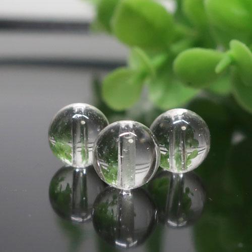 ヒマラヤ水晶(インド・クル産) AAA- ラウンド 約8mm