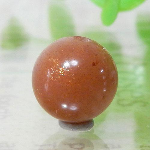 ショコラカラーサンムーンストーン AAA- ラウンド 10mm 008-0