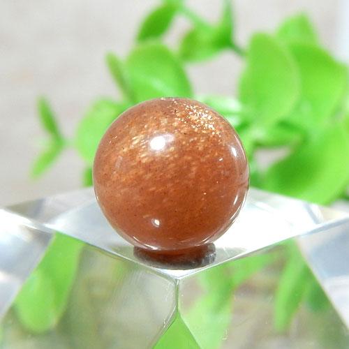 ショコラカラーサンムーンストーン AAA- ラウンド 10mm 017-0