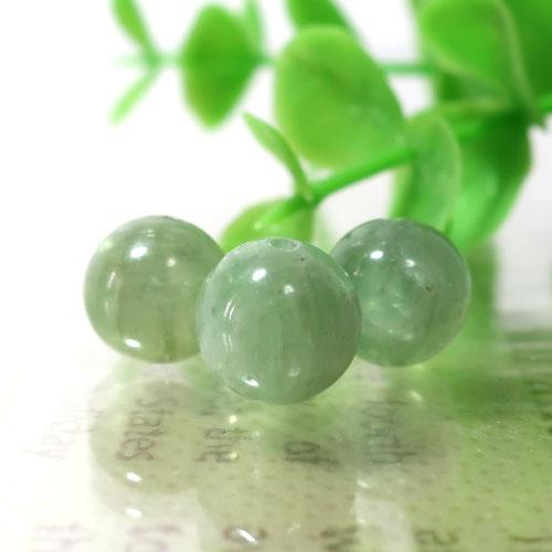 グリーンカイヤナイト AAA- ラウンド 約8.3mm程度