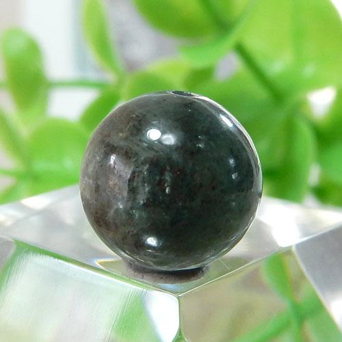 グリーンブルーカイヤナイト AA++ ラウンド 10.5mm 004-0
