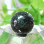 グリーンブルーカイヤナイト AA++ ラウンド 10.5mm 006