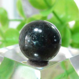 グリーンブルーカイヤナイト AA++ ラウンド 10.5mm 007
