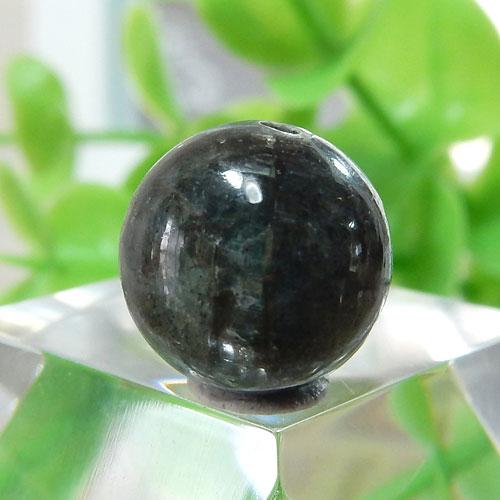 グリーンブルーカイヤナイト AA++ ラウンド 10.5mm 008-0