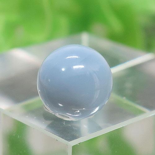 オーウィーブルーオパール AA++ ラウンド 約8.5mm 015-0