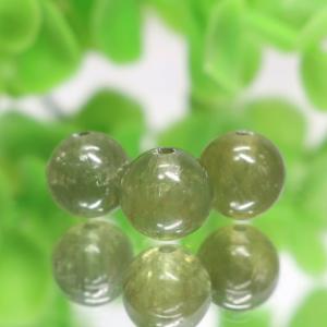 グリーンアパタイト AA++ ラウンド 約7.3mm程度(BS401RD073AAPP)