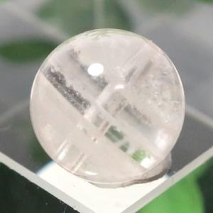 ホワイトファントムクォーツ AAA- ラウンド 約10.5mm程度 117