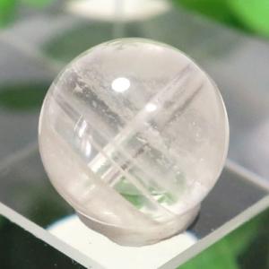 ホワイトファントムクォーツ AAA- ラウンド 約10.8mm程度 126(BS427RD126)